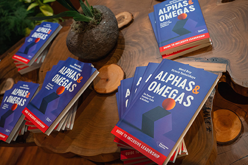 A different way of looking at diversity: the case for Alphas & Omegas